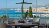 The world's 50 best restaurants rewarded on third place Restaurant Mirazur in Menton