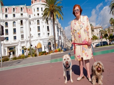 "Hotel Negresco former owner  ""Jeanne Augugier "" died inside the hotel at the age of 95."